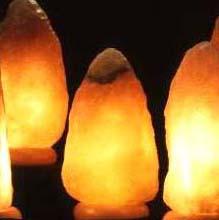 Lampade di Sale Hymalaiano